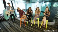 Little Mix Sing With An Aussie Accent