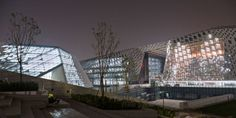 Jinan-Cultural-Cente-by-AS-architecture