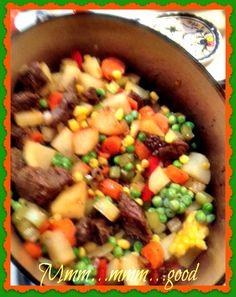 # TWC Vegetable Soup