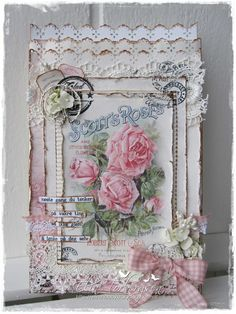 Live & Love Crafts Inspiration and Challenge Blog Love all the shabby beauty on this blog and challenge site!!