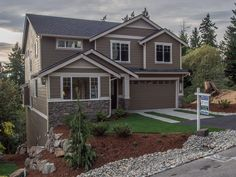 $700,000:  For a showing, please call Marisa Ormando at 425-445-9616. New construction 5 Bedroom home with views of Lake Sammamish! Large Daylight Basement with wet bar, full bath and additional Bedroom with access to the lower deck!