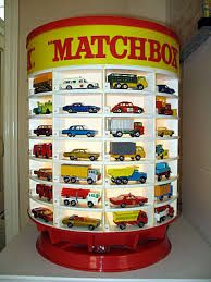 Complete Lesney Matchbox 1-75 dealer display. Vintage Toys Wanted by the-toy-exchange - http://www.cash-for-vintage-toys.co.uk/