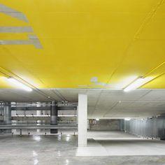 Sotolay Architects Underground Area Lighting Installation