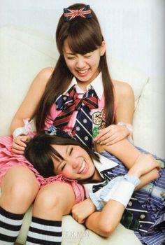 Takahashi Minami & Maeda Atsuko