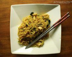 Miso Ramen Stir Fry Recipe add protein