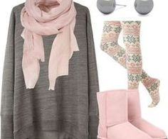 love this pastel outfits