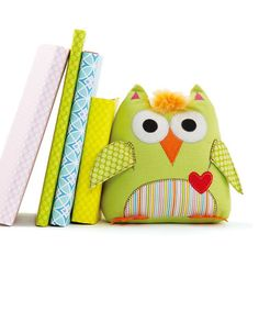 Take A Look At This Owl Bookend / Doorstop By Cupcakes U0026 Cartwheels On  #zulily