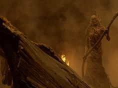 Mitologia Grega: Caronte (Barqueiro de Hades)