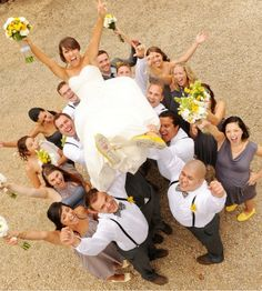 Hilarious Wedding Photography ♥ Funny Wedding Photography - Weddbook