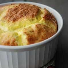Gluten-Free Cheese Souffle Recipe | POPSUGAR Food