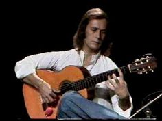 My son has been playing Flamenco guitar for 6 years. Paco De Lucia reminds me if Adam in a previous life!