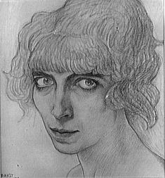 I can't get the thought out of my mind that already I posted about portraits of the Marchesa Luisa Casati (1881-1957). I found a director...