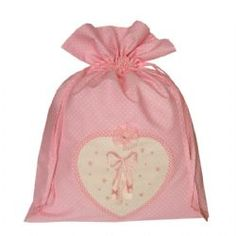 Ballet Shoes Laundry Bag