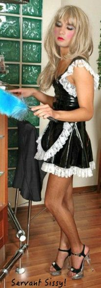 Bdsm contract french maid