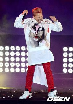 GD Jiyong / G Dragon ♡ One of a kind Concert #Kpop #BigBang