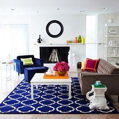 Living Room Idea | Jonathan Adler | Happy Chic | JCP | Home Decor