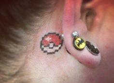 I was actually just thinking about getting something like this but less pixely! the pixel idea is neat though