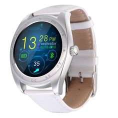 Kwok K89 Bluetooth Wireless Pedometer Heart Rate IOS Android Smart Watch -HH ** Check this awesome product by going to the link at the image. (This is an affiliate link and I receive a commission for the sales)