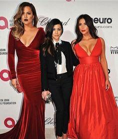 Khloe, Kourtney & Kim Kardashian