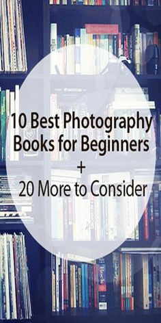 Photo by blackracer By Nancy Young Searching for a good photography book can be a quite difficult task Photography Books For Beginners, Best Camera For Photography, Photography Basics, Book Photography, Photography Business, Digital Photography, Amazing Photography, Water Photography, Understanding Exposure