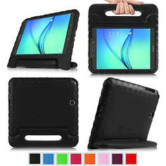 #pc #ipad Kiddie Shock Proof Case Handle Cover for Samsung Galaxy Tab A 9.7 SM-T550 Tablet