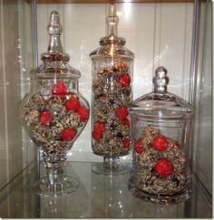 cognac bullets made of marzipan