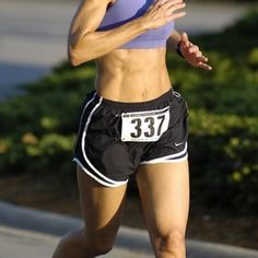 Women may have a harder time developing noticeable ab muscles.