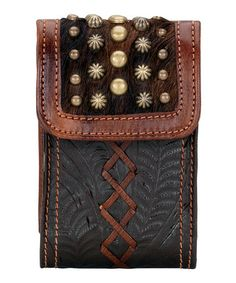 Take a look at this Chocolate River Rock Cell Phone Case by American West on #zulily today!