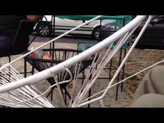 Tejido de sillas - YouTube