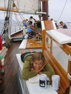 Windjamming is... pure relaxation. #ThisIsWindjamming  www.sailmainecoast.com