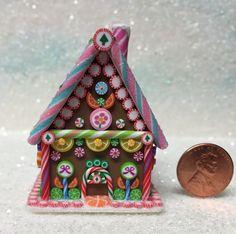 Blythe Miniature Old Fashioned Stick Candy by EmilyFarmerMiniBears
