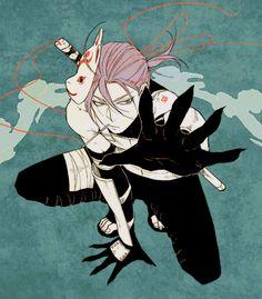 KnB: Murasakibara Cross over: Naruto