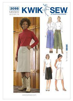 K3098 | Kwik Sew Patterns
