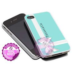 Tiffany&Co Gift Packing  iPhone 4/4s/5/5s/5c Case  by popondutz, $15.00