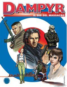 Dampyr: Il fumetto di Sergio Bonelli Editore omaggia Quadrophenia