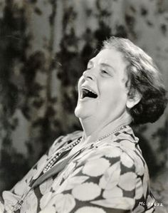 Marie Dressler (November 9, 1868 - July 28, 1934) American actress (best known from her Oscar winning role in the movie 'Min and Bill' from 1931).