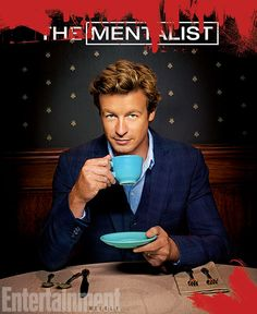 Simon Baker in The Mentalist Simon Baker, The Mentalist, What Makes A Man, Patrick Jane, Tv Series Online, Tv Ads, Best Series, Me Tv, Karaoke