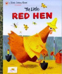 The Little Red Hen (Little Golden Board Books): A favorite funny folk tale is now a Little Golden Book-sized board book!/bbr br The bestselling Little Golden Book about the Little Red Hen is now a deluxe Little Golden Book-sized board book! Little Red Hen, Little Golden Books, Vintage Children's Books, Vintage Stuff, Vintage Ideas, Children's Literature, Nostalgia, Childhood Memories, Childhood Toys
