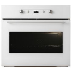 NUTID Oven - Stainless steel/mirror glass - IKEA