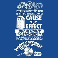 Wibbly wobbly time-y wime-y... stuff :)
