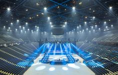 AccorHotels Arena - In October 2015, after 18 months of work, the Palais Omnisports Paris Bercy has become Accorhotels Arena, a modern venue, more...