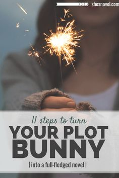 "I don't know what a ""Plot Bunny"" is but, okay then... Still quite useful!"