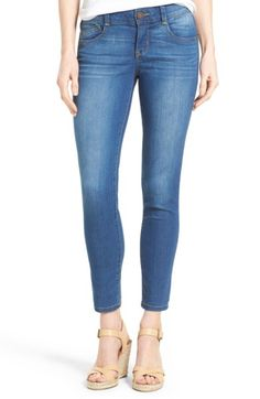 Wit & Wisdom 'Ab-solution' Stretch Ankle Skinny Jeans
