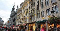 Compras em Bruxelas   Bélgica #Bruxelas #Bélgica #europa #viagem