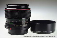 Canon FD 50mm f/1.2L Excellent+ #Canon