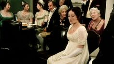 Pride and Prejudice Costumes  White work gown inspired by this dress