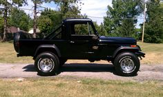 jeep scrambler | Thread: 1983 Jeep Scrambler CJ-8 - Frame Off Restored ~~~ SOLD!