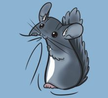 Chinchilla Drawing: Gifts & Merchandise