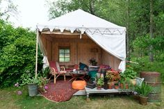HOME & GARDEN: bohemian atmosphere in Sweden
