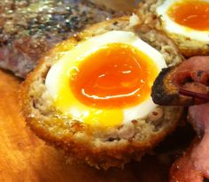 There are Scotch Eggs and then there are Colley's Scotch Eggs.